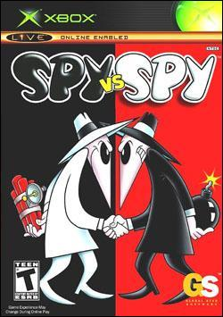 Spy vs. Spy (Xbox) by TDK Mediactive Box Art