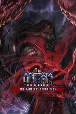 Anima: Gate of Memories - The Nameless Chronicles Box art