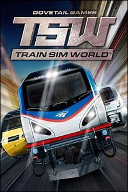 Train Sim World Box art