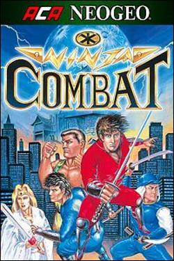 ACA NEOGEO NINJA COMBAT (Xbox One) by Microsoft Box Art