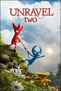 Unravel Two Box art