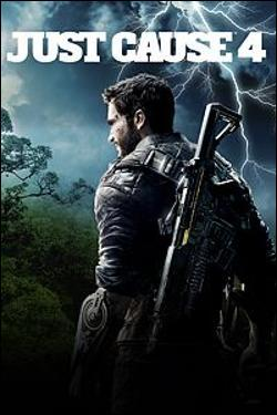 Just Cause 4 (Xbox One) by Square Enix Box Art