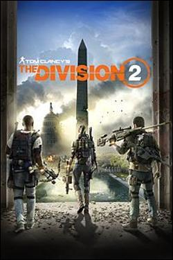 Tom Clancy's The Division 2 (Xbox One) by Ubi Soft Entertainment Box Art