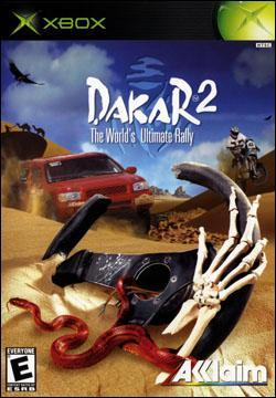 Dakar 2: The World's Ultimate Rally (Xbox) by Acclaim Entertainment Box Art
