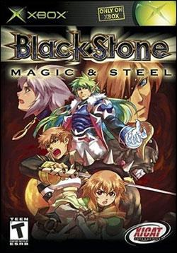 Black Stone: Magic and Steel (Xbox) by Xicat Interactive Box Art