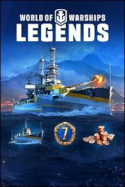 World of Warships: Legends Box art