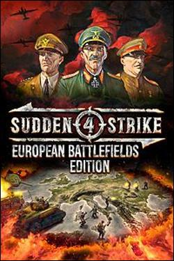 Sudden Strike 4: European Battlefields Edition (Xbox One) by Microsoft Box Art