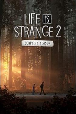 Life is Strange 2 Box art