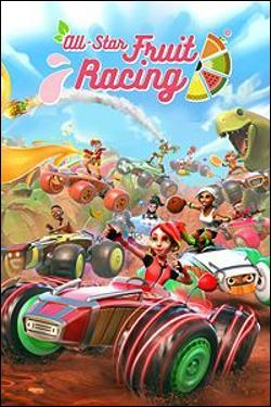 All-Star Fruit Racing (Xbox One) by Microsoft Box Art