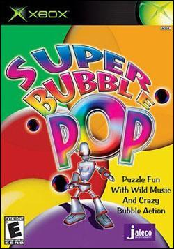 Super Bubble Pop (Xbox) by Jaleco Entertainment Box Art