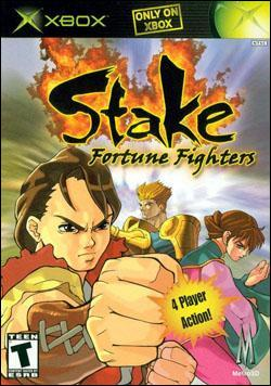 Stake: Fortune Fighters (Xbox) by Metro3D Box Art