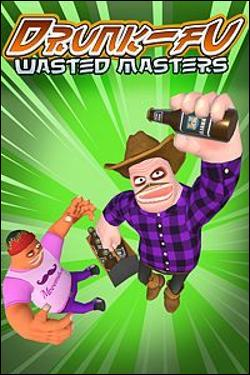 Drunk-Fu: Wasted Masters (Xbox One) by Microsoft Box Art