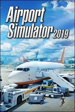 Airport Simulator 2019 (Xbox One) by Microsoft Box Art