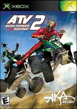 ATV: Quad Power Racing 2 (Xbox) by Acclaim Entertainment Box Art