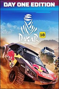 Dakar 18 Day One Edition (Xbox One) by Deep Silver Box Art
