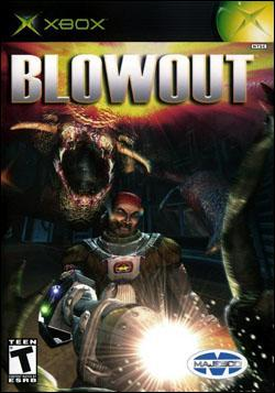 Blowout: Military Fighting Unit (Xbox) by Majesco Box Art
