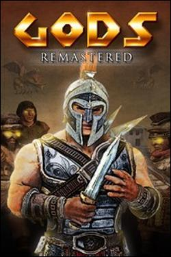 GODS Remastered (Xbox One) by Microsoft Box Art
