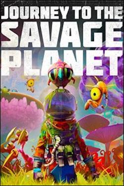 Journey to the Savage Planet (Xbox One) by 505 Games Box Art