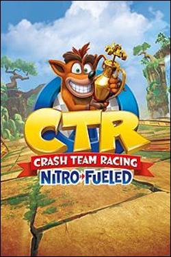Crash Team Racing Nitro-Fueled (Xbox One) by Activision Box Art