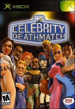 MTV's Celebrity Deathmatch (Xbox) by Take-Two Interactive Software Box Art