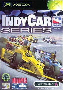 IndyCar Series (Xbox) by Codemasters Box Art