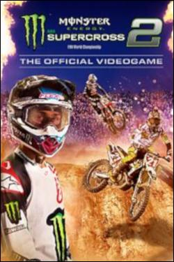 Monster Energy Supercross - The Official Videogame 2 (Xbox One) by Microsoft Box Art