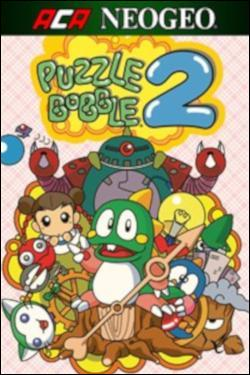 ACA NEOGEO PUZZLE BOBBLE 2 (Xbox One) by Microsoft Box Art