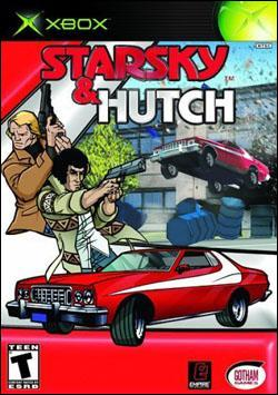 Starsky and Hutch (Xbox) by Gotham Games Box Art