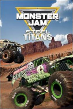 Monster Jam Steel Titans Box art