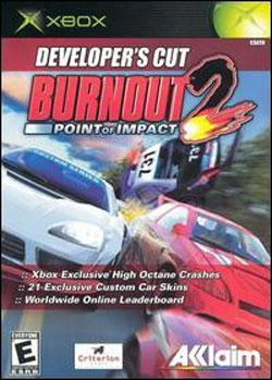 Burnout 2: Point of Impact (Xbox) by Acclaim Entertainment Box Art