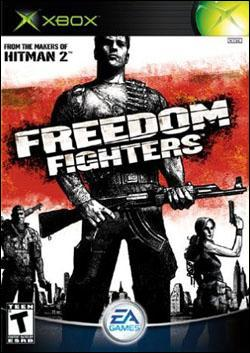 Freedom Fighters (Xbox) by Electronic Arts Box Art