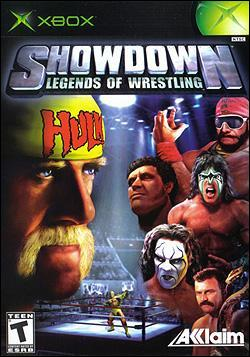 Showdown: Legends of Wrestling (Xbox) by Acclaim Entertainment Box Art