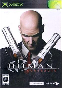 Hitman: Contracts (Xbox) by Eidos Box Art