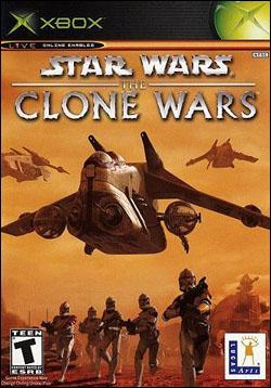 Star Wars: The Clone Wars (Xbox) by LucasArts Box Art
