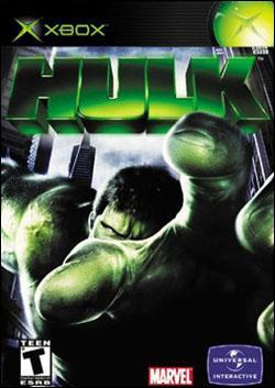 Hulk (Xbox) by Vivendi Universal Games Box Art