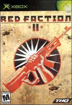 Red Faction II Box art
