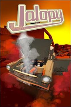 Jalopy (Xbox One) by Microsoft Box Art