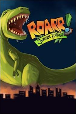 Roarr! Jurassic Edition (Xbox One) by Microsoft Box Art