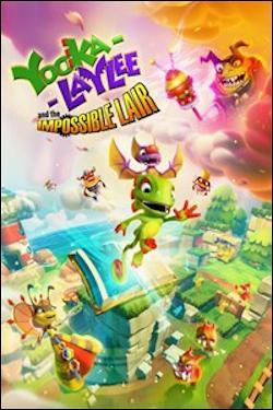 Yooka-Laylee and the Impossible Lair (Xbox One) by Microsoft Box Art