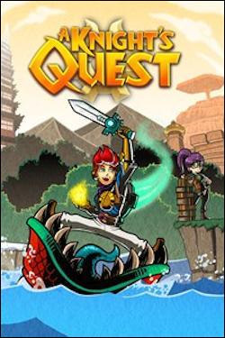 A Knight's Quest (Xbox One) by Microsoft Box Art