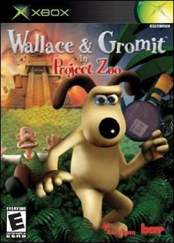 Wallace and Gromit in Project Zoo (Xbox) by bam! Entertainment Box Art