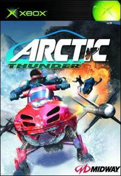 Arctic Thunder (Xbox) by Midway Home Entertainment Box Art