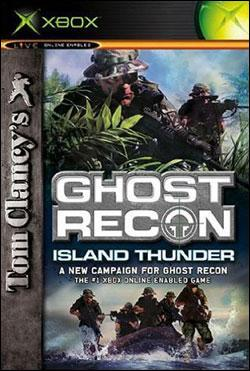 Tom Clancy's Ghost Recon: Island Thunder (Xbox) by Ubi Soft Entertainment Box Art