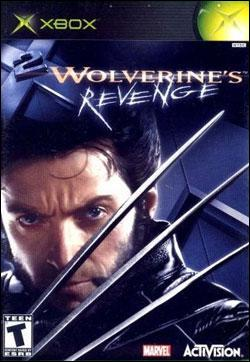 X2: Wolverine's Revenge (Xbox) by Activision Box Art