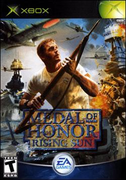 Medal of Honor: Rising Sun (Xbox) by Electronic Arts Box Art