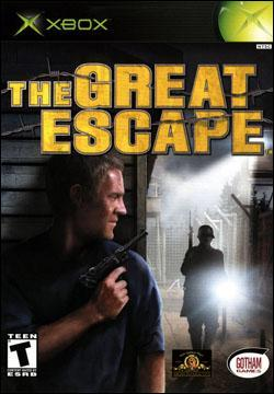 The Great Escape (Xbox) by Gotham Games Box Art