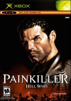 Painkiller: Hell Wars (Xbox) by Dreamcatcher Games Box Art