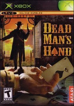 Dead Man's Hand (Xbox) by Atari Box Art