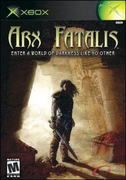 Arx Fatalis (Xbox) by Dreamcatcher Games Box Art