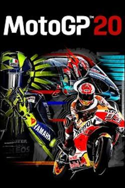 MotoGP 20 (Xbox One) by Microsoft Box Art